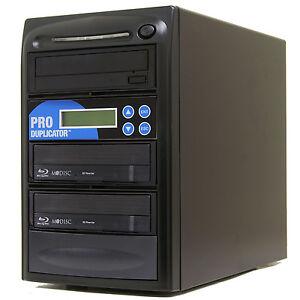 ProDuplicator 1-2 Burner Standalone Blu-ray BDXL MDisc CD DVD Drive Duplicator