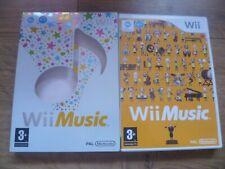 Wii música Wii Nintendo PAL completa con puntos Sin Usar Club