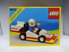 LEGO 6503 Legoland Shell Sprint Racer 1988 NEW MISB Vintage LEGO