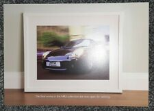 Toyota Mr2 TF300 Sales Brochure mrs roadster uk English prospekt car race track