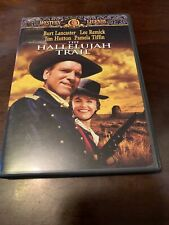 THE HALLELUJAH TRAIL (DVD, 2001, Western Legends) ***Rare, OOP!** Burt Lancaster