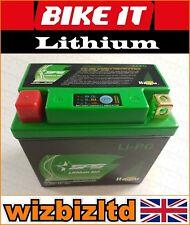 Ion de Litio Moto Batería Gilera Crono (Electric-Starter) (Todos los Años)