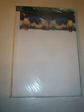 OTTER HOUSE WRITING PAPER  SIAMESE CATS20 SHEETS & ENVELOPES