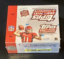 2005 Topps Draft Picks & Prospects Football Sealed Box: Aaron Rodgers RC Year a