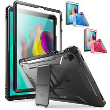 Galaxy Tab S5E (SM-T720/T725) Tablet Rugged Case w/ Kickstand,  Poetic Cover