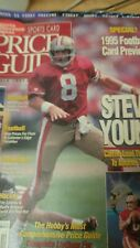Sports Collectors Digest Sports Card Price Guide Steve Young 1995 Preview