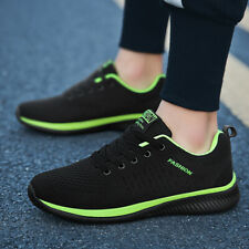 Men's Athletic Sneakers Sports Running Casual Shoes Breathable size 10 11 12 13