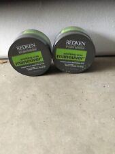 Redken For Men Working Wax Maneuver 3.4oz (2 pack)