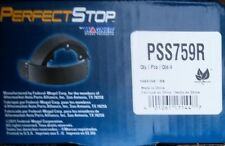 New Wagner Perfect Stop PSS759R Rear New Brake Shoes
