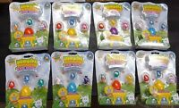 Moshi Monsters Egg Hunt 2 x 4 Pack of Moshlings (2 Packs Picked Randomly)