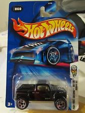 Hot Wheels Hummer H3T #060 2004 First Editions Black
