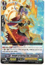 4x Knight of Spring Sun, Conanus PR/0341EN Vanguard TCG English Promo