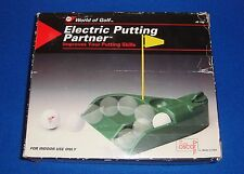 Electric Putting Partner Indoor Use Only in Original Box