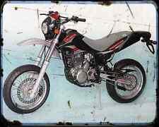 Beta M4 Motard 05 02 A4 Photo Print Motorbike Vintage Aged