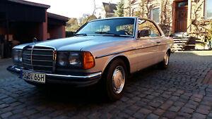 Oldtimer Mercedes W 123 230CE - Baujahr 1984 - Coupe