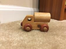 Vintage The Montgomery Schoolhouse Inc. - Wooden Truck