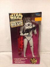 1997 Tiger Electronics Inc. Star Wars Stormtrooper Room Alarm Laser Target Game