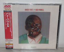 CD BUD POWELL - INNER FIRES - JAPAN - WPCR-27373 - NUOVO NEW