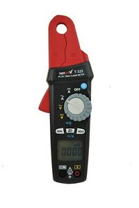 Testrite T-325 TRMS Milliamp Process High Resolution AC/DC Clamp Meter