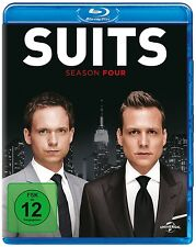 SUITS-SEASON 4 4 BLU-RAY NEU