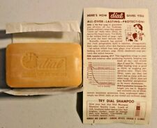 Vintage Princess dial soap 3 bars pack white beauty soap USA made Armour lot MCM