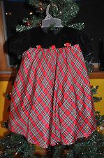Dress 24 months Dress with matching plaid pants Bryan & Co. Free Ship