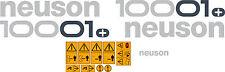 NEUSON 10001 DUMPER DECALS