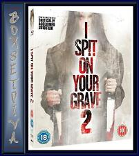 I SPIT ON YOUR GRAVE 2 -  Jemma Dallender  **BRAND NEW BLU-RAY  **
