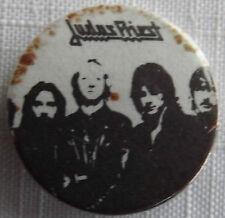 JUDAS PRIEST Vintage 70`s/80`s 25mm Button Pin Badge JP105