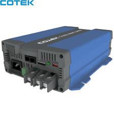 CX1235 COTEK 12 VOLT 35 AMP 4 STAGE DUAL BANK AUTOMATIC BATTERY CHARGER / POWER