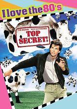 Top Secret (DVD, 1984) VAL KILMER