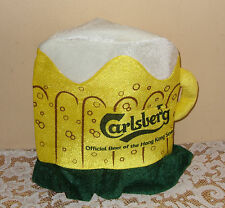 Carlsberg Official Beer Of The Hong Kong Seven Mug Hat