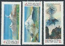 1965 RUSSIA VULCANI MNH ** - UR5-4
