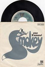 "SMOKEY PASS IT AROUND / COULDN'T LIVE EX RARE 1975 RECORD YUGOSLAVIA 7"""