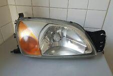 Ford Fiesta Mk5 HEADLIGHT Right Driver Headlight With Bulb Holder  YS6113005DK