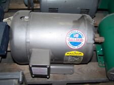 Baldor M3601 3/4hp 3ph 1740rpm 182 Frame Motor