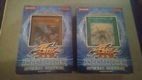 OPENED Yu-Gi-Oh! Ancient Prophecy Special Edition Pack TCG