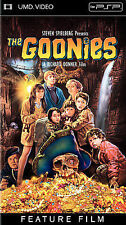 The Goonies UMD For PSP Video Movie Tested Works Fine