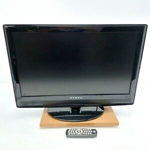 Dynex DX-24L200A12 24 Inch LCD TV HDMI PC Monitor with Remote - Works