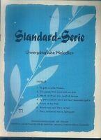 Standard-Serie - Unvergängliche Melodien - Heft 11