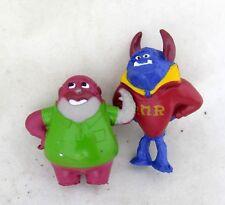 Disney Monsters Inc University Cake Topper Toy Miniature Figure Figurine Lot