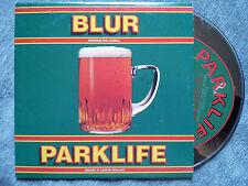 "BLUR – ""PARKLIFE"" PROMOTIONAL CD SINGLE"