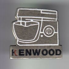 RARE PINS PIN'S .. ENTREPRISE ELECTROMENAGER CUISINE KITCHEN ROBOT KENWOOD ~C8