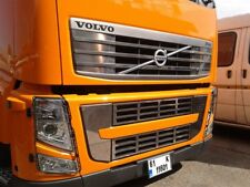 VOLVO FH 13 CHROME FRONT GRILL 19PCS STAINLESS STEEL