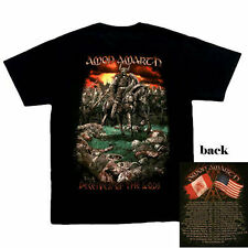 AMON AMARTH - Deceiver Of The Gods Tour T-shirt - Size Small S - Viking Metal