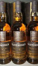 GLENDRONACH PEATED 46% matured in oloroso & PX sherry casks 0.7L (69)