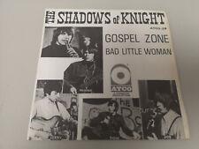 """SHADOWS OF KNIGHT """"GOSPEL ZONE"""" ORIG FR 1966 EX/EX RARE"""