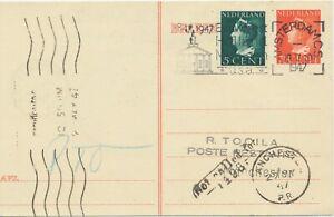 1947 AER LINGUS FIRST FLIGHT AMSTERDAM - MANCHESTER EN ROUTE TO DUBLIN