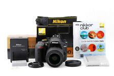 Nikon D3400 DSLR Camera Black/AF-P 18-55mm f/3.5-5.6G Nikkor Lens [Mint in Box]