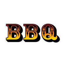 Food Truck Decals Bbq Concession Restaurant Die Cut Vinyl Sticker M64